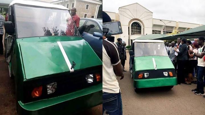 electric Car in Nigeria
