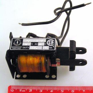 Circolare Magnete Mini 12mm x 6mm con 3.5 mm Foro Cilindrico M12R OM0879 5pcs