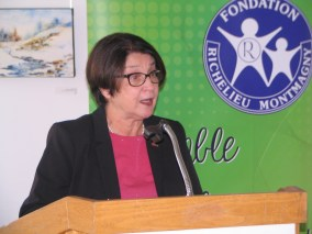 Jocelyne Caron Préfet de la Montmagny