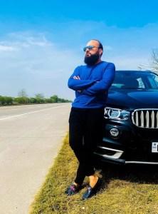Iqbal Ahmad- BMW Bigot