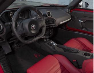 Alfa Romeo 4C Coupe 3