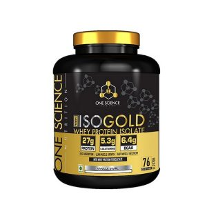 One Science Isogold Protein 2kg  Isogolad Protein