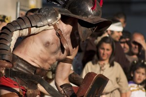 gagner argent gladiateur intermittent spectacle