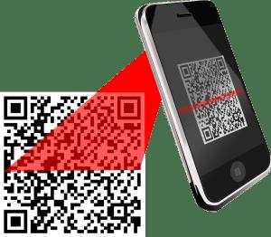 qr-code-gagnerar gent smartphone