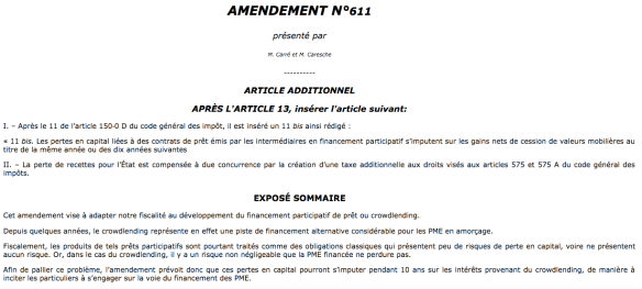amendement 611