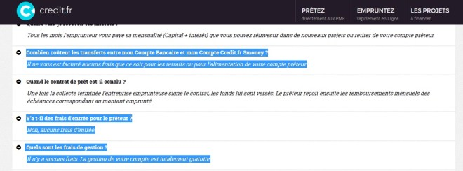 credit.fr investment crowdfunding fresh