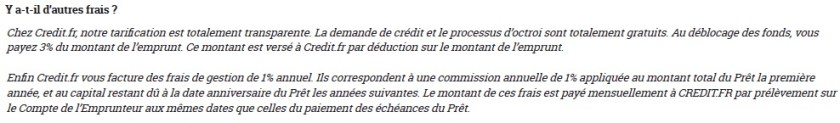 credit.fr investment crowdfunding investment 06 other costs