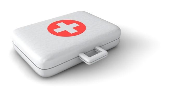 Su d´argent de la maleta, siempre disponible y práctico
