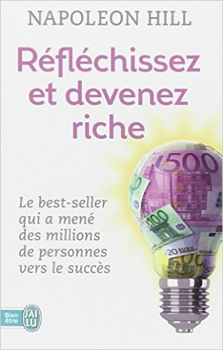 Napoleon HIll book, a best seller