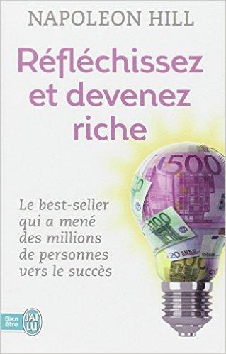 Le livre de Napoleon HIll , un best seller