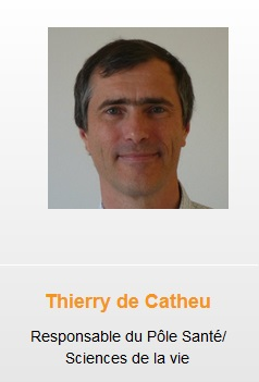 hoolders Thierry de Catheu charge of health
