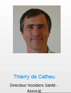 hoolders investment crowdfunding innovation co-investment 13 Thierry de Catheu, Director Hoolders health - associated