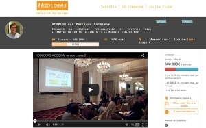 hoolders investment crowdfunding innovation co-investment 20 project