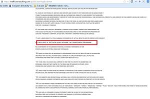 trafficwavesurfing arnaque ponzi escroquerie scam ponzi illegal 07