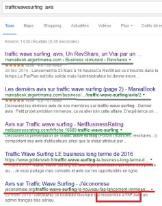 trafficwavesurfing arnaque ponzi escroquerie scam ponzi illegal 13