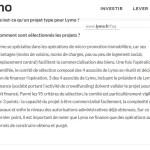 lymo crowdfunding inmobiliaria corwdlending qué proyectos seleccionados