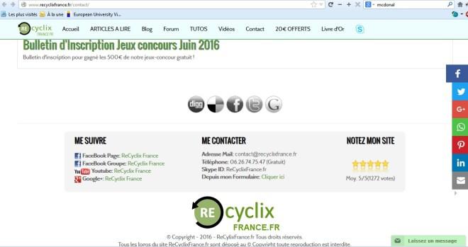 recyclix-France-arnaque-Ponzi-scam-menteurs-Macdonald