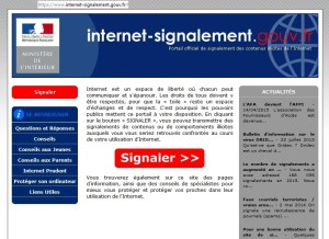 En de gobierno informes Internet