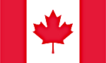 Canada flag (courtesy of FlagPictures.org)
