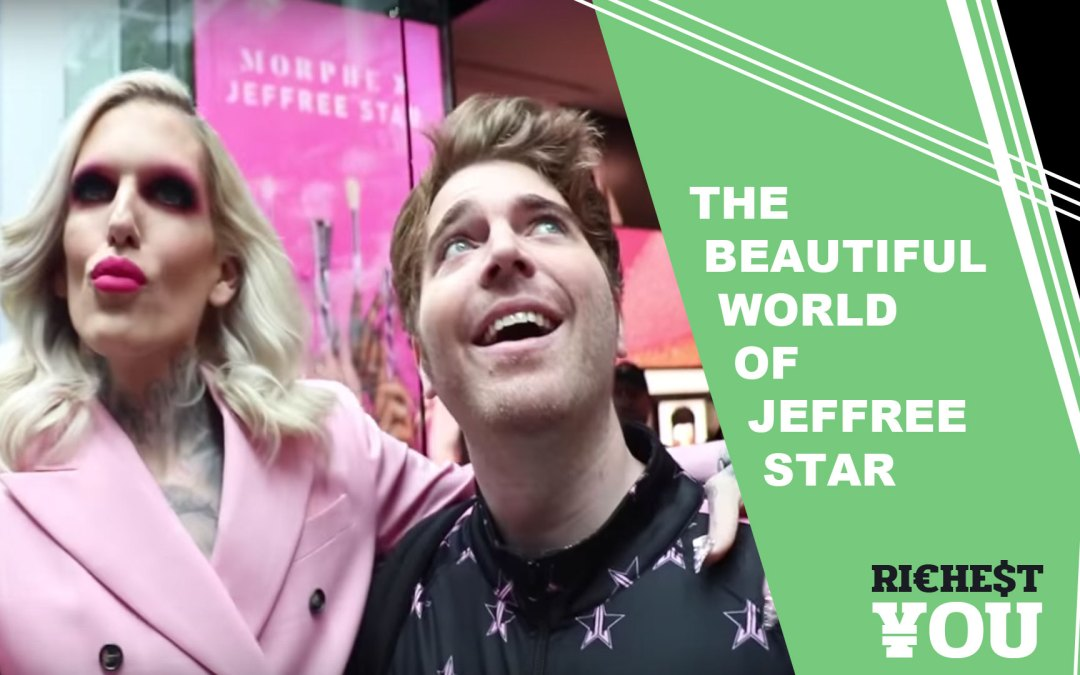 Business Secrets in Shane Dawson's series The Beautiful World of Jeffree Star | Episode 1
