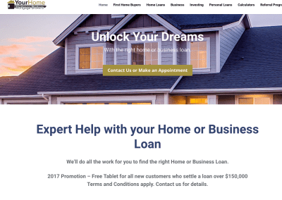 YourHome Mortgage Brokers