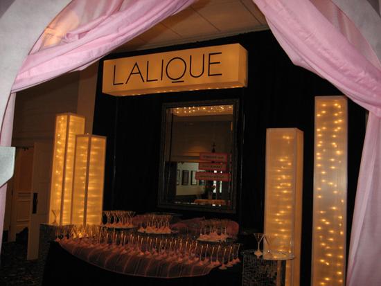 Bat mashall Lalique