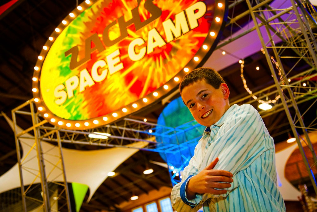"Out of this World ""Space Camp"""