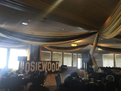 Hollywood theme bat mitzvah