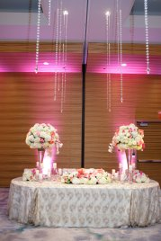 head table decoration