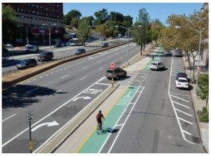 nyc-bike lane