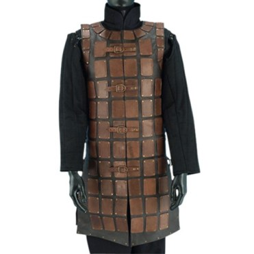 celtic leather armour