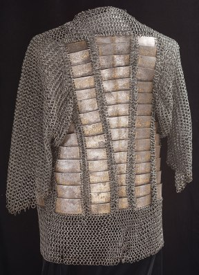 chain mail plated