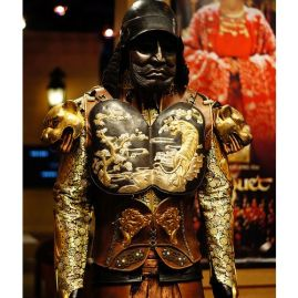 Tang dynasty armour