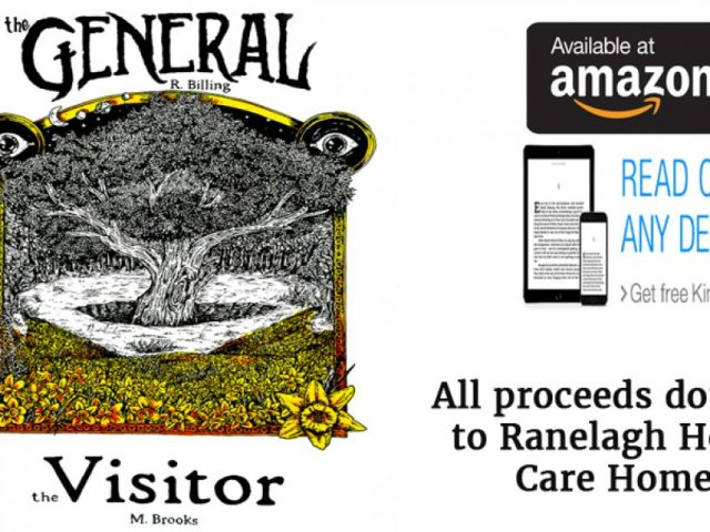 The General: paperback version now available!