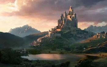 Fantasy Castle Ideas And Designs