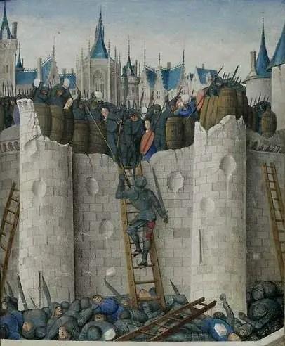 siege ladder