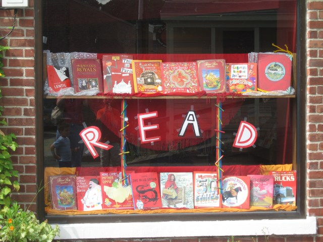 The Writer's Shop Window
