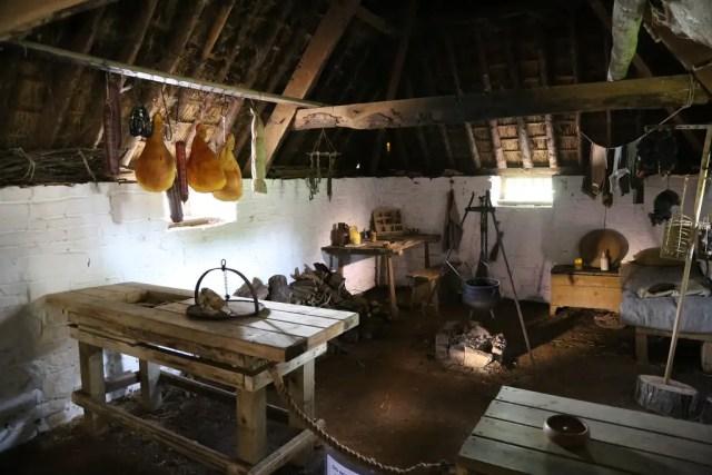medieval peasants food