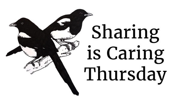 Sharing is Caring Thursday #13 signs you're a master writer, 55 grammar rules, blogging lessons, and the Hugo Awards nominees for 2018