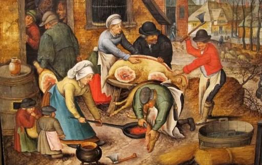 medieval peasants