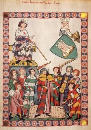 medieval lord