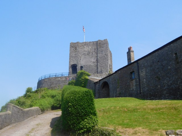 Clitheroe Castle: A Case Study for the Fantasy Writer