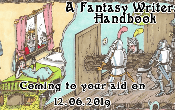 A Fantasy Writers' Handbook Teaser: Blogging