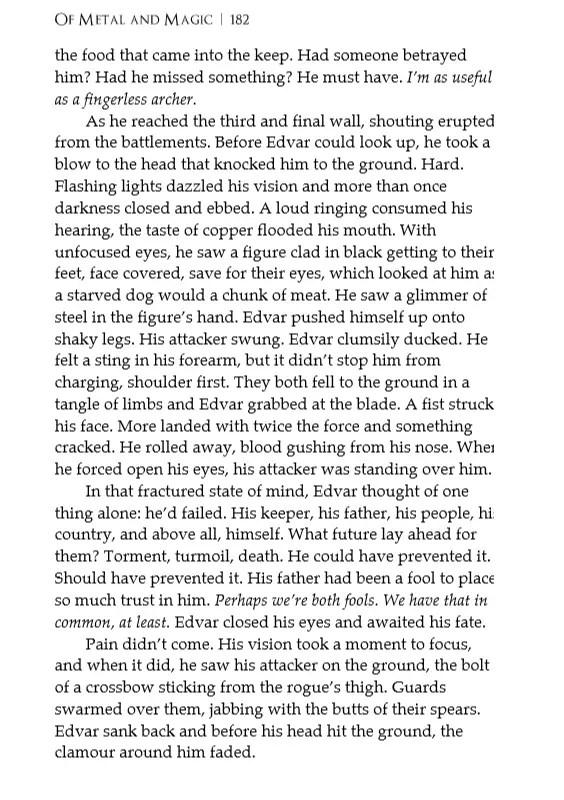 Pariah's Lament Page 3