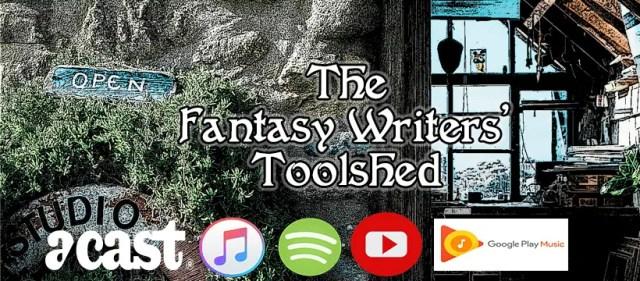 fantasy writing podcast