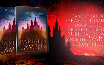 Celebrating The Release Of Pariah's Lament