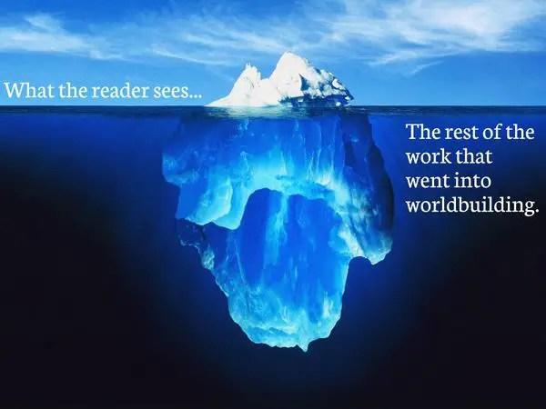worldbuilding guide iceberg