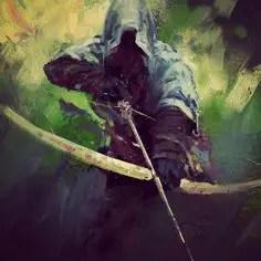 archer fantasy art