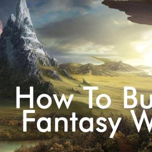 how to build a fantasy world writing course