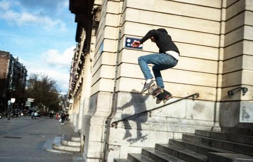 Skater, Lille